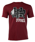 Headrush HR Stand Tall Stand Proud T-Shirt (Red) - street training