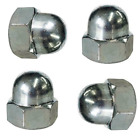 Dome Nuts M6,M8,M10,M12 BZP