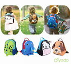 Yodo Preschool Toddler Backpack - Safety Harness Leash Kids Insulated Lunch Bag