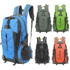 New 55L Backpack Out of doors Hiking Bag Cyling Travel Waterproof Day Pack Climbing