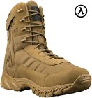 """ALTAMA VENGEANCE SR 8"""" TACTICAL BOOTS / COYOTE - 305303 * ALL SIZES - 7-15 - NEW"""