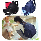Yodo Baby Diaper Backpack Mommy Nappy Organizer Stroller Bag Changing Pad Travel