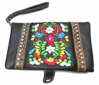 Image of All in 1 Crossbody Messenger Bag, Wristlet, Wallet, Clutch, American Bling Brand