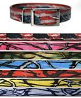 Pattern Collar Strap for Garmin Astro T5 and Dc50 Glow Tuff with Square Ring