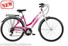 LOMBARDO SIENA 6-SPEED WOMENS TREKKING BICYCLE