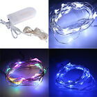 2pcs New 2M 20 LED Battery Power Operated Copper Wire Mini Faity Lights