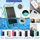 For iPhone 5s SE 6s 6Plus Shockproof Life Waterproof Dustproof TPU Case Cover