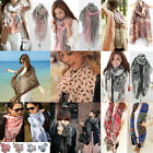 Fashion Women Long Cotton Scarf Wrap Ladies Shawl Girls Nice Silk Scarves New