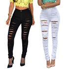 Good-looking Girls High Waisted Skinny Sexy Slim Pencil Jeans TrousersThin Hot