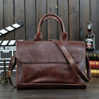 New High quality business man bag men's Briefcase Men leather bags mens handbag