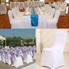 Stretch Elastic Dining Room Wedding Party Banquet Chair Covers Seat Decoration