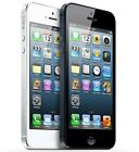 Apple Iphone 5 - 16gb/32gb/64gb At&t Black Slate/white Silver - Fast Shipping!