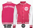 5 Seconds Of Summer 5SOS New Logo Varsity Baseball Jacket Logo Adult Size
