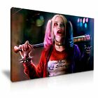 Suicide Squad Canvas Wall Art Picture Print ~ 9 Sizes