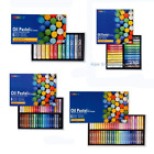 MUNGYO Oil Pastel for Artists Set 12, 24, 36, 48 Assorted Colors