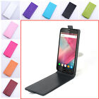 Hot Plumb Flip PU Leather Protector Case Skin For 5.5inch Doogee Y200 Smartphone