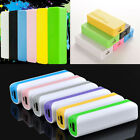 New Mini External Battery Backup USB Battery Charger Power Bank Box W/Key Chain