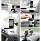 Universal 360° Rotating Car Windshield Mount Holder Stand For Mobile Phone GPS