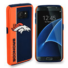 Official NFL Dual Layer Drop Proof TPU Cover Case for Samsung Galaxy