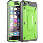 For iPhone 6S Plus Shockproof Armor Hybrid Rugged Tough Back Cover Case Green