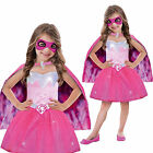 Christys Dress Up Barbie Power Princess Girls Outfit Childs Fancy Dress Costume