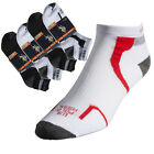 12 Pairs US Polo Assn Low Cut Ankle Socks Men Women Ladies Boy Girl Black White