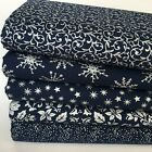 More Christmas fat quarter bundles 100% cotton fabric for sewing craft patchwork