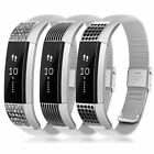 Stainless Steel Metal Mesh Watch Band Bracelet Strap Wristband for Fitbit Alta