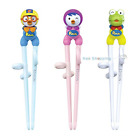 Pororo and Friends Edison Kids training Chopsticks for developing inteligence