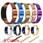 Stainless Steel Bracelet Smart Watch Band Strap For Samsung Gear Fit2 SM R360