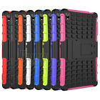 Armor Hybrid Heavy Duty Case Cover for For Sony Xperia Z3,D6603 D6633 L55t L55u