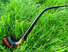 Wooden Tobacco Pipe Smoking Handcraft Good Gift for MEN brand new (233)