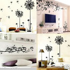 Various Removable Mural Home Wall Stickers Decal Art Vinyl Room Decor Dandelion