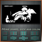 Banksy Fallen Dark Angel Graffiti Street Art Canvas More Color & Style & Size !