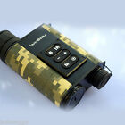 New!!6x 500M Multi Function Camouflage Digital IR Night Vision Laser Rangefinder