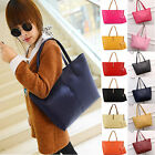 Womens Travel Leather Handbag Purse Shoulderbag Tote Bag Messenger Hobo Satchel