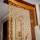 Home Heart Sheer Curtains Sheers Voile Tulle Window Curtains Scarf Valance