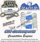 SB Ford 302 Eagle 5.090 Bushed I Beam Connecting Rods Wtih Clevite Bearings