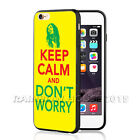 Bob Marley Phone Case Reggae Singer Keep Calm For iPhone 7 6 6s Plus 5s SE Case