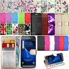 For Samsung Galaxy Xcover G388f - Wallet Leather Book Case Flip Cover & Stylus