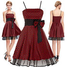 SELL! RETRO Sexy Short Cocktail Party Evening Formal Bridesmaid Prom Strap Dress