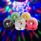 Portable LED Stage Lights Magic Ball Stagelight Speaker For KTV Party Disco Club