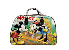 Mickey Mouse Vintage Holdall Trolley Bag Travel Case Hand Luggage Size Holidays