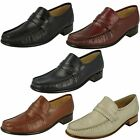 Mens Thomas Blunt Formal Moccasin Shoes 'Clapham' Style ~ K