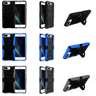 Heavy Duty Turbo Armor Stand Holster Belt Clip Phone Case Apple iPhone 7 Plus