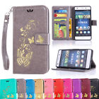Shockproof Slim Leather Card Wallet Stand Case Cover For HUAWEI Ascend P8 Lite