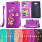 Luxury Shockproof Wallet Leather Flip Protective Case Cover For Sony Xperia C5