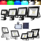 LED Security Floodlight 10W 20W 30W 50W 100W Garden Outdoor Flood Light Lamp UK