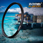 Внешний вид - Ultra Slim CPL Circular Polarizing Camera Lens Filter 52/55/58/62/67/72/77/82mm