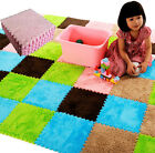 EVA Foam Puzzle GYM Floor Room Windowsill Cushion Rugs Kid Play Mats  From US